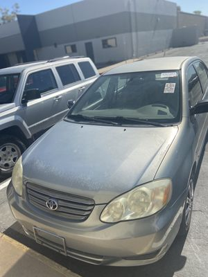 2003 Toyota Corolla for Sale in Phoenix, AZ