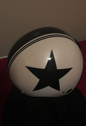 Retro motorcycle helmet for Sale in Austin, TX