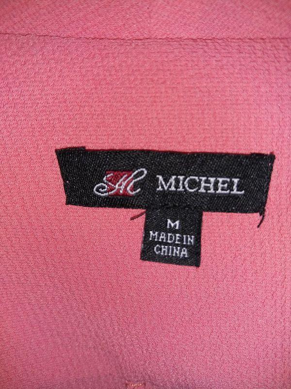 Pink dress jacket