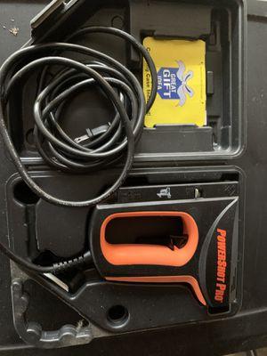 Arrow Powershot Pro Staple and Nail Gun for Sale in Elmhurst, IL