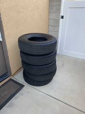 Gladiator g rated trailer tires for Sale in Corona, CA