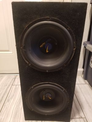Planet Audio 10 inch subwoofers for Sale in Parlier, CA