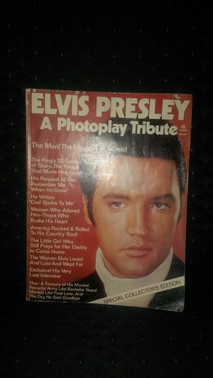 Elvis 1977 magazine for Sale in Garfield Heights, OH