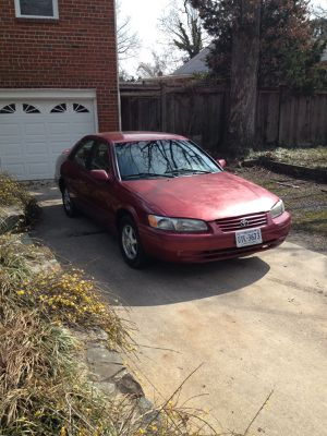 1998 Toyota Camry for Sale in Lincolnia, VA