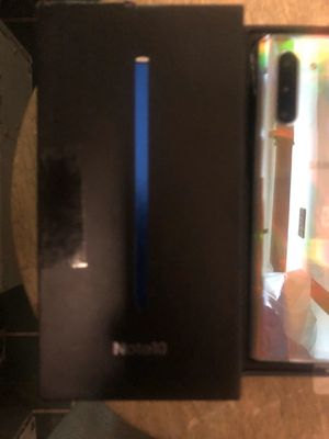 Samsung Galaxy Note 10 (VERIZON ) for Sale in St. Louis, MO