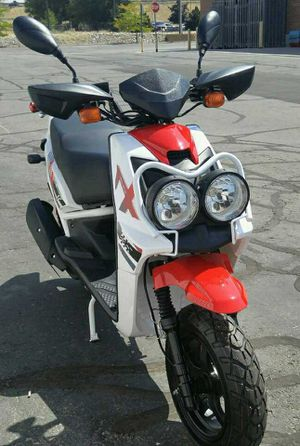150cc scooter moped like Honda motorcycle winter deals!! 50 for Sale in Roy, UT