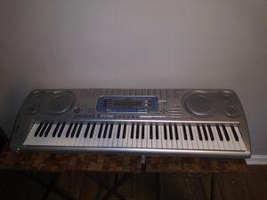 Casio WK 3000 Pro Keyboard - 76 Key for Sale in Pensacola, FL