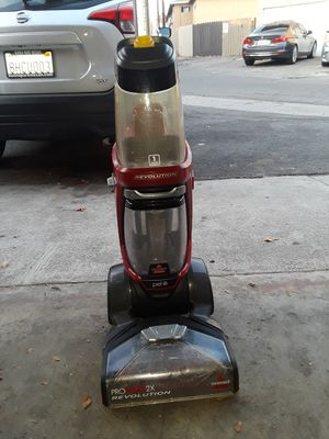 Bissell pet care carpet shampooer for Sale in Buena Park, CA
