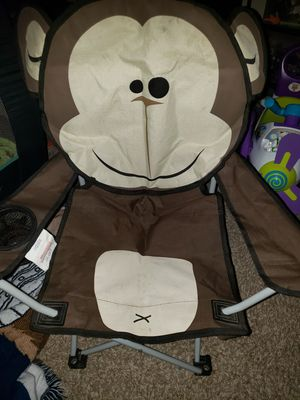 Kids folding chair for Sale in Ontario, CA