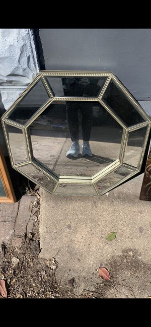 Octagon mirror for Sale in Peoria, IL
