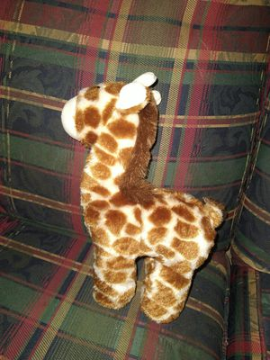 The Manhattan Toy Company Voyagers Olive Giraffe Plush Stuffed Animal for Sale in CARNES CROSSROADS, SC