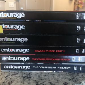 Entourage DVD Seasons 1-5 for Sale in Gambrills, MD