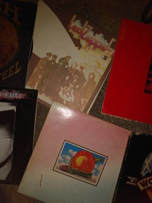Couple of old records$20$ for all6 for Sale in Willoughby, OH