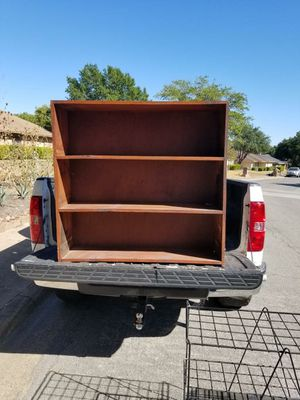 Book shelf and small China cabinet for Sale in Dallas, TX