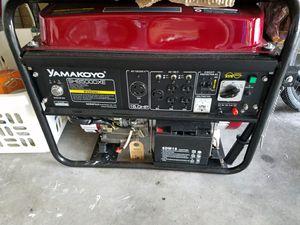 Yamakoyo 8500 Generator for Sale in Tampa, FL
