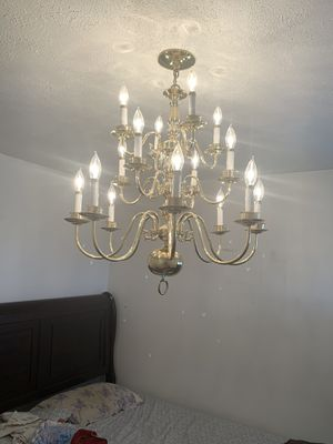 Candle chandelier for Sale in Secaucus, NJ