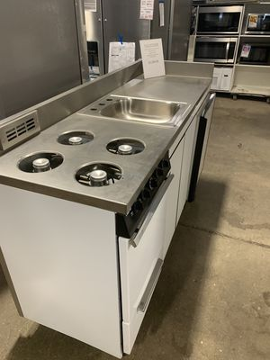 On Sale Premier Gas Stove Oven Bottom Freezer Built In #1315 for Sale in Cold Spring Harbor, NY