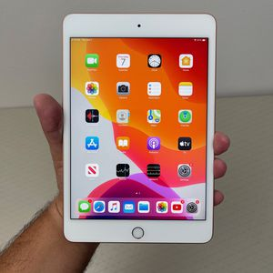 "<< LIKE NEW >> Apple iPad Mini 5th Gen 64GB 7.9"" Wi-Fi GOLD ( STILL UNDER WARRANTY ) for Sale in Miami, FL"