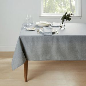 Olivia And Oliver Grey Oblong Tablecloth for Sale in Brooklyn, NY