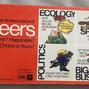 Vintage Careers Board Game for Sale in San Diego, CA