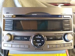 Subaru outback stock stereo 2012 for Sale in San Diego, CA