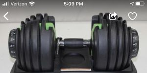 2-adjustable dumbbells. Brand New in the box! for Sale in Murfreesboro, TN