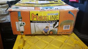 "M7500 Maxline 3/4"" x 100' air compressor hardline kit for Sale in Pacific, WA"