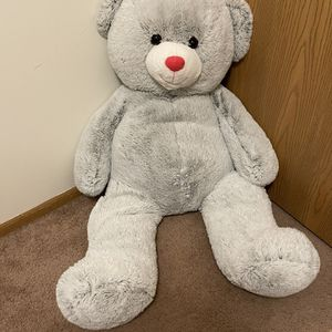 Big Teddy Bear , Color Grayish for Sale in Stow, OH