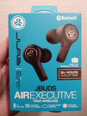 JLab Bluetooth Air Bud Headphones for Sale in Las Vegas, NV