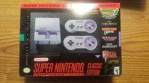 Nintendo SNES Mini for Sale in Detroit, MI