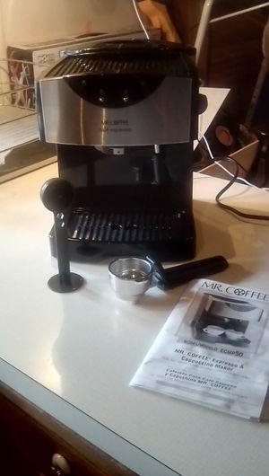 Mr. Coffee Espresso Maker for Sale in Milton, WA