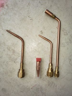 Victor heating, welding and cutting nozzles for Sale in Spring, TX