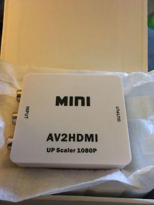 Mini HDMI converter for Sale in Oshkosh, WI