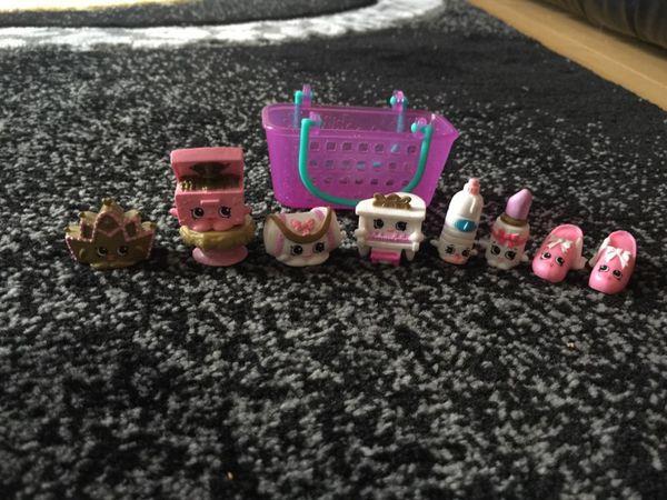 Toy (shopkins the ballet set)
