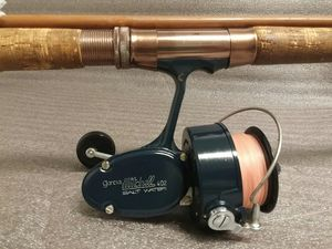 Garcia Mitchell 402 Fishing Reel & Berkley T90 10ft 6inch 2Piece Rod Combo for Sale in Norwalk, CT