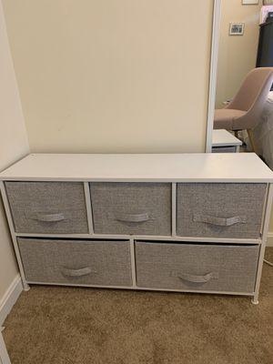 5 drawer sorbus dresser for Sale in Washington, DC