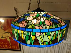 Stained glass Tiffany light for Sale in San Diego, CA