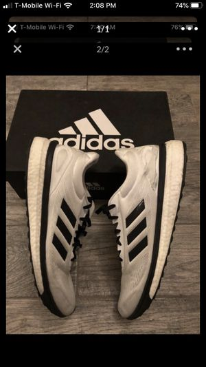 Adidas men shoes for Sale in Laveen Village, AZ