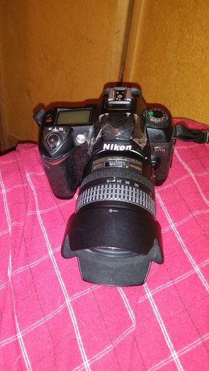 Nikon D70s/D70 for Sale in Silver Spring, MD