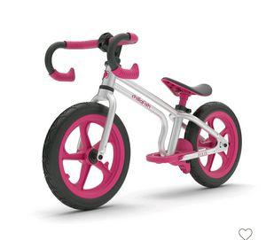 NEW in box Chillafish Pink Dixie Balance Bike for Sale in Arlington, VA