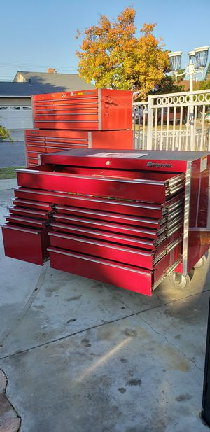 """54"""" snap on tool chest for Sale in Fullerton, CA"""