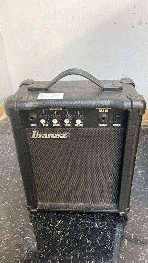 Ibanez Bass Amp for Sale in Euless, TX