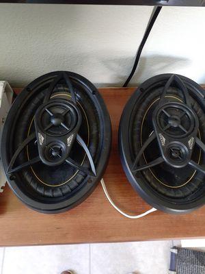 kicker 6x9 speakers for Sale in MAGNOLIA SQUARE, FL