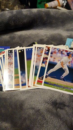 Baseball cards 70, 80, 90s for Sale in West Valley City, UT