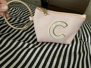 Baby Pink Wrist Coin Purse for Sale in Downey, CA