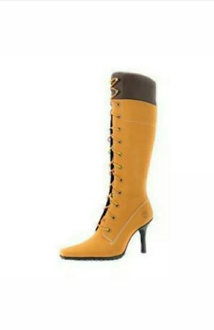 Woman 14inch stiletto Timberland boots for Sale in Brooklyn, NY