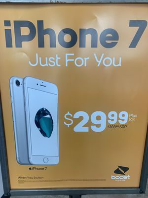 iPhone 7 🤩 for Sale in Kinston, NC