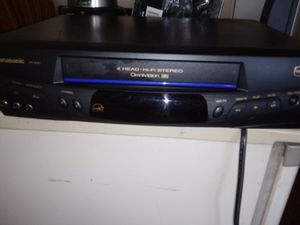 Panasonic vhs for Sale in Columbus, OH