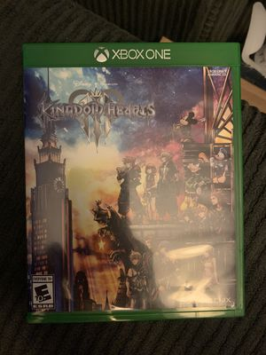 Xbox One Game Kingdom Hearts 3 for Sale in Alpharetta, GA