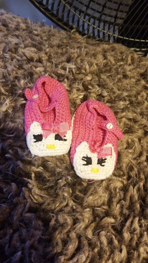 Hello Kitty Baby Shoe for Sale in Lynwood, CA